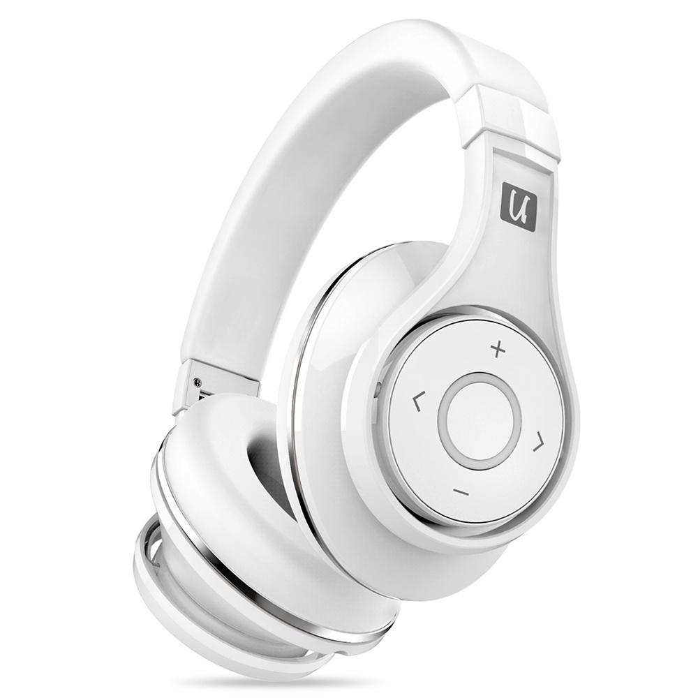 Bluetooth-гарнитура Bluedio Наушники Bluedio UFO (белые), BluUFOwhite, белый