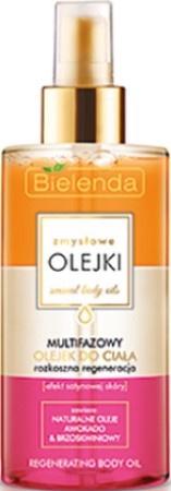 Масло для тела Sensual Body Oils регенерирующее, 150 мл insight регенерирующее масло для тела 50 мл
