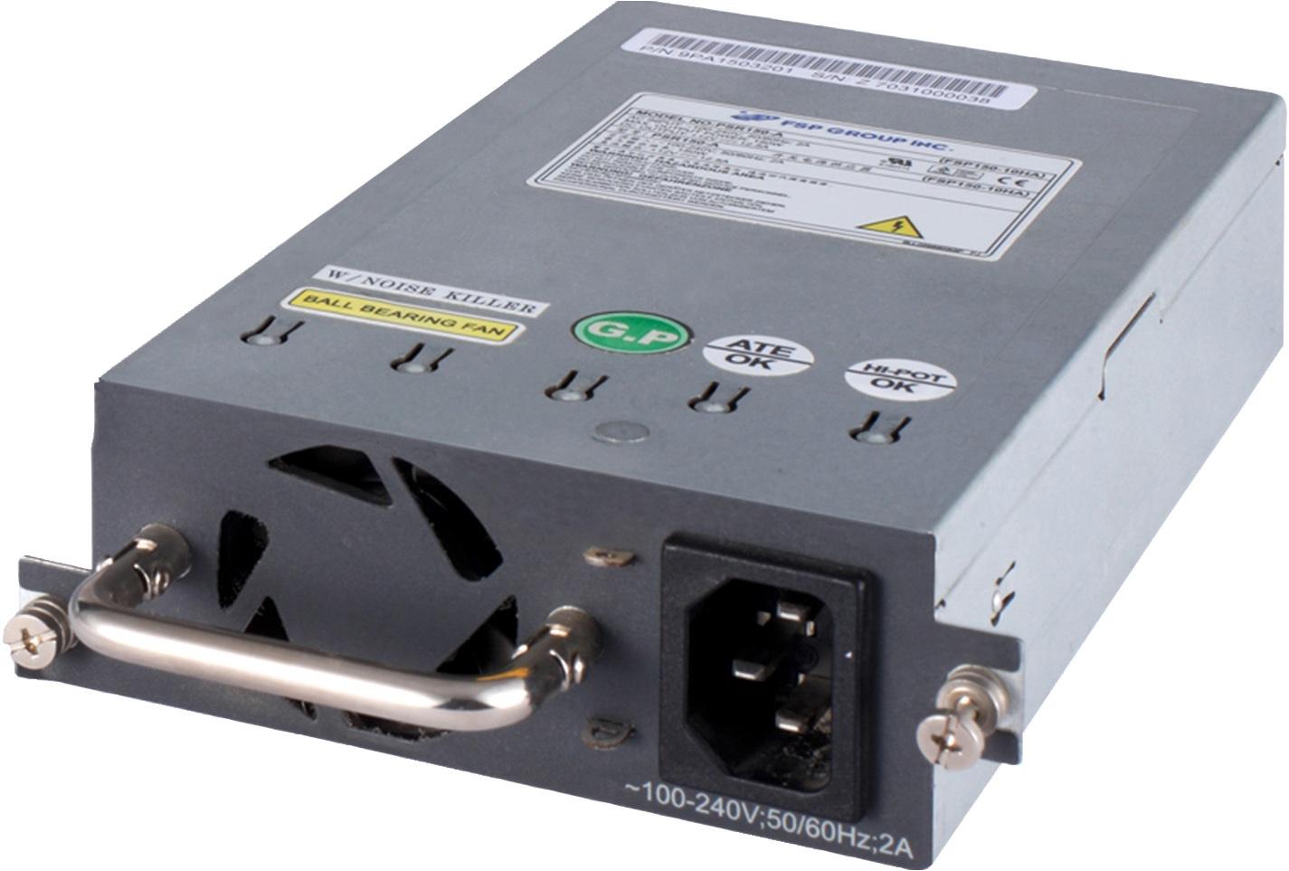 Блок питания HPE X361, 150 Вт блок питания hpe 900w ac 240vdc