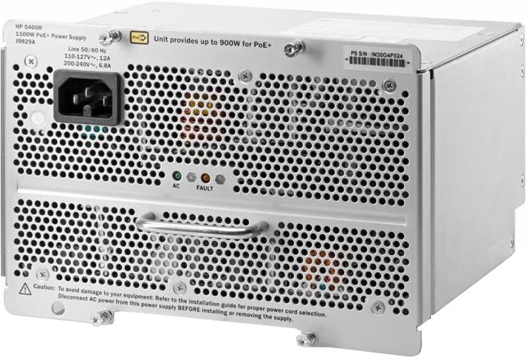Блок питания HP 5400R, J9829A, 1100 W