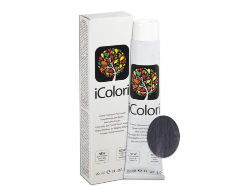 Фото - Крем-краска для волос KayPro iColori, 5.12, 90 мл kaypro краска для волос icolori 5 03 теплый натуральный 90 мл