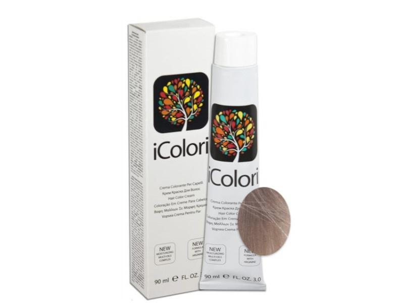 Фото - Крем-краска для волос KayPro iColori, 8.12, 90 мл kaypro краска для волос icolori 5 03 теплый натуральный 90 мл