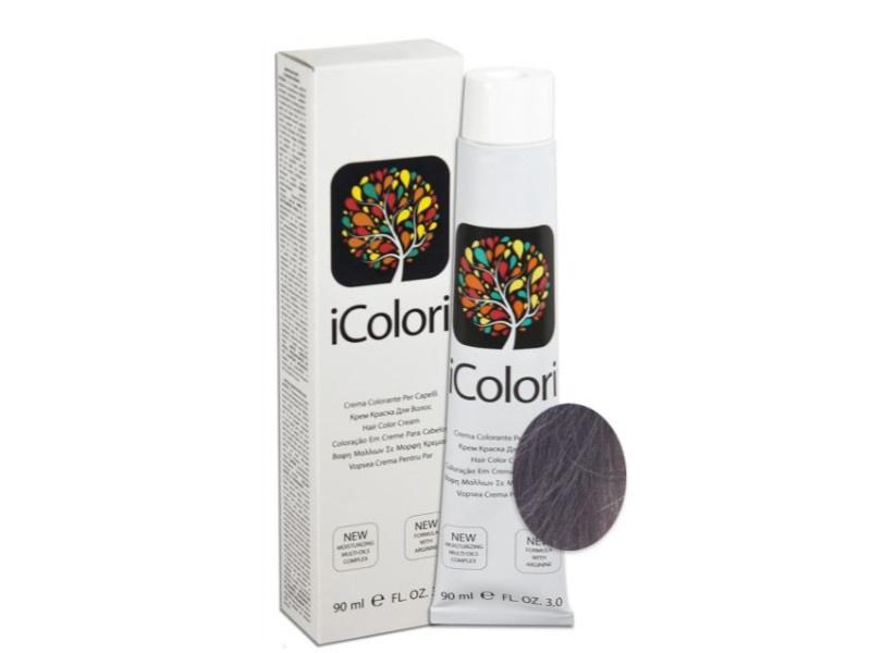 Фото - Крем-краска для волос KayPro iColori, 6.12, 90 мл kaypro краска для волос icolori 5 03 теплый натуральный 90 мл