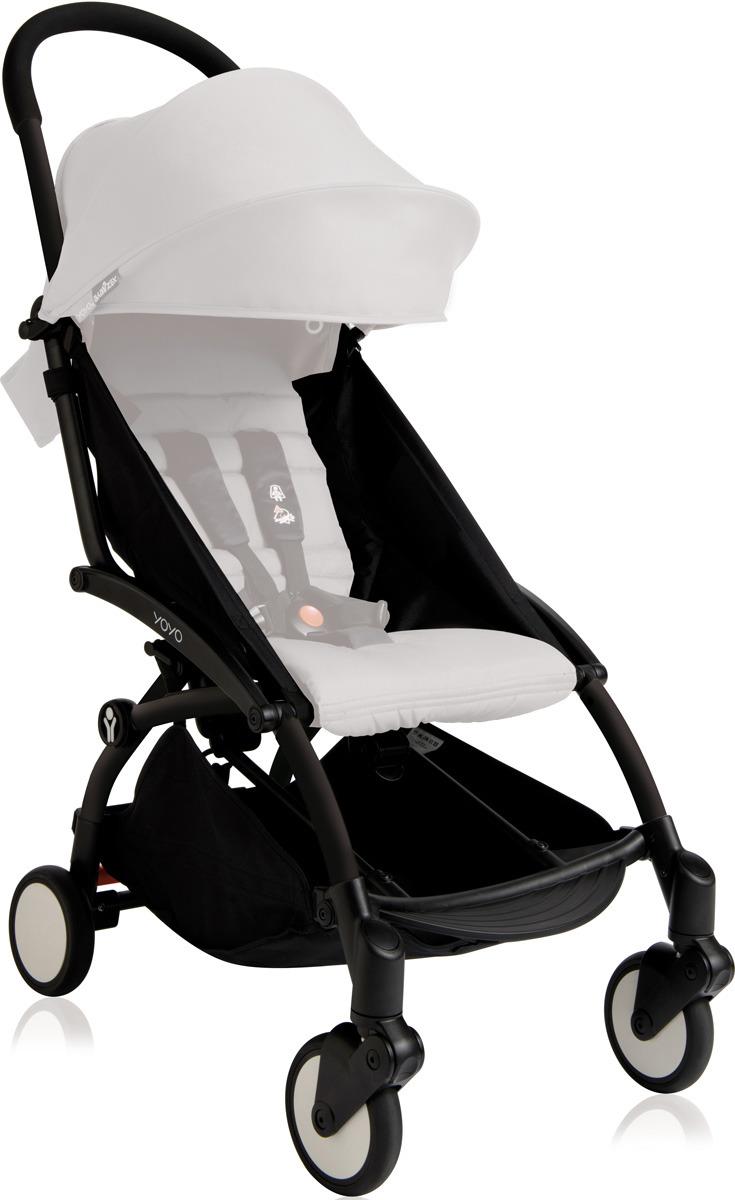 Коляска-трансформер Babyzen Yoyo Plus Stroller Frame, BZ10101-02, black цена