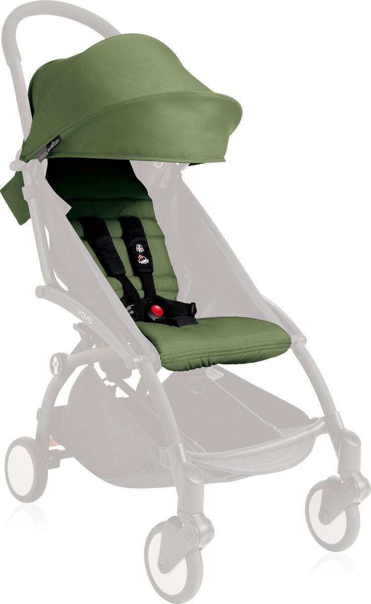 купить Капюшон и сиденье Babyzen Yoyo Plus, BZ10104-08, мятный недорого