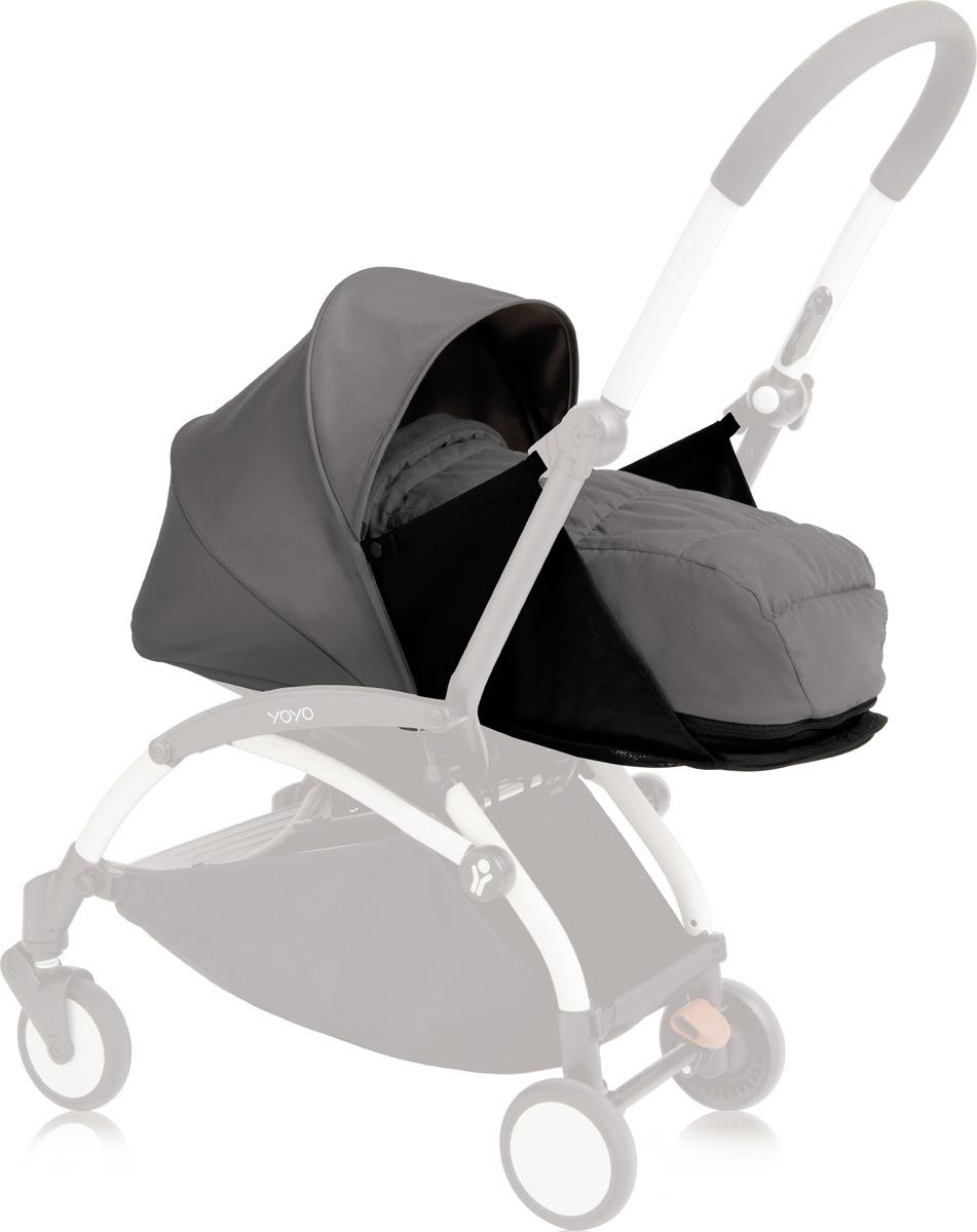 Люлька для коляски Babyzen Yoyo Plus, BZ10107-03, серый