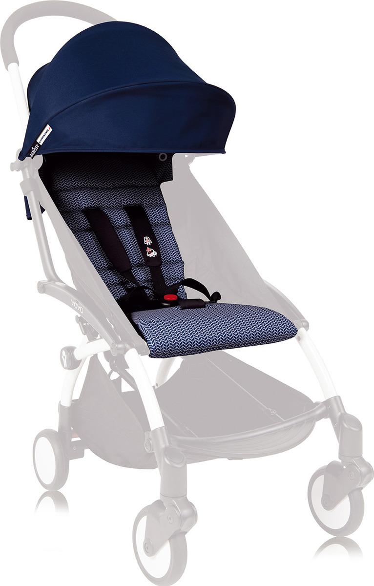 купить Капюшон и сиденье Babyzen Yoyo Plus, BZ10108-11, темно-синий недорого