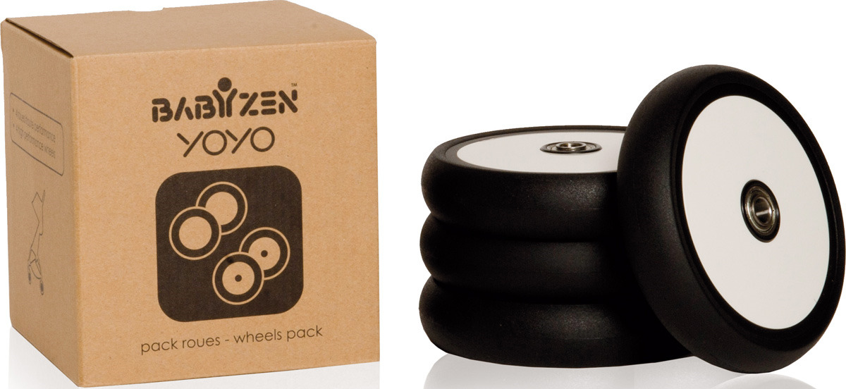 Набор колес Babyzen для Yoyo Plus Wheel Pack, BZ10201-01, 4 шт