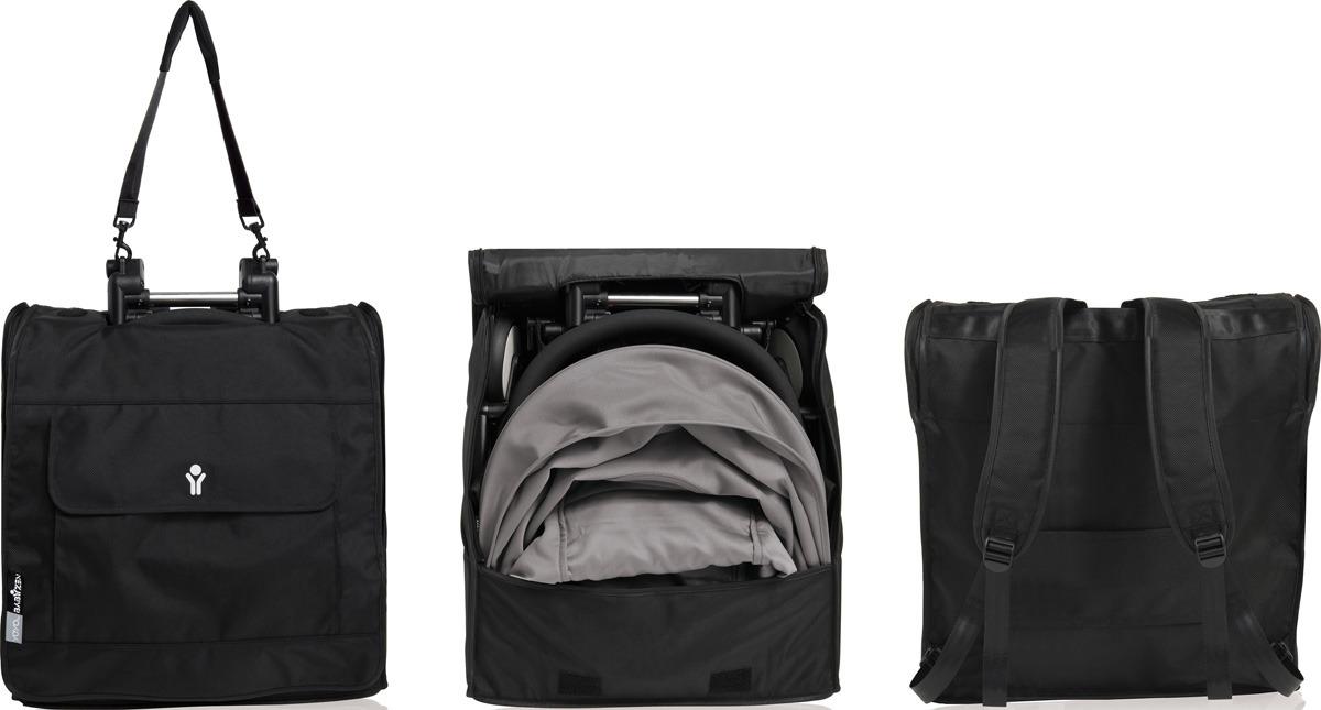 Рюкзак-сумка Babyzen Yoyo, для транспортировки коляски, BZ10202-02 муфта tigger warmhands на ручку коляски