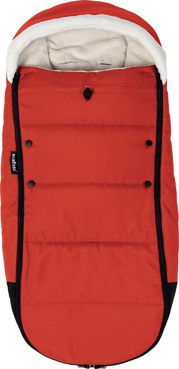 Конверт к коляске Babyzen Yoyo Plus, BZ10209-04, red конверт флисовый kaiser iglu thermo fleece red