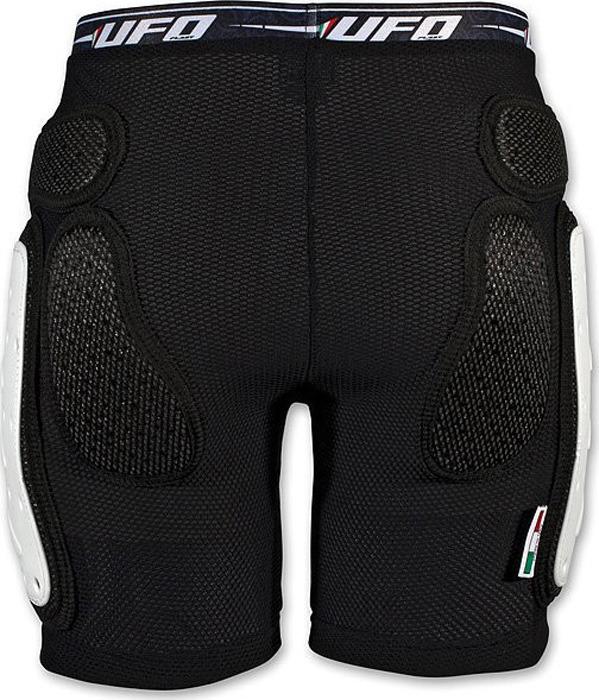 Защитные шорты Nidecker, цвет: черный. Размер XL (50/52)