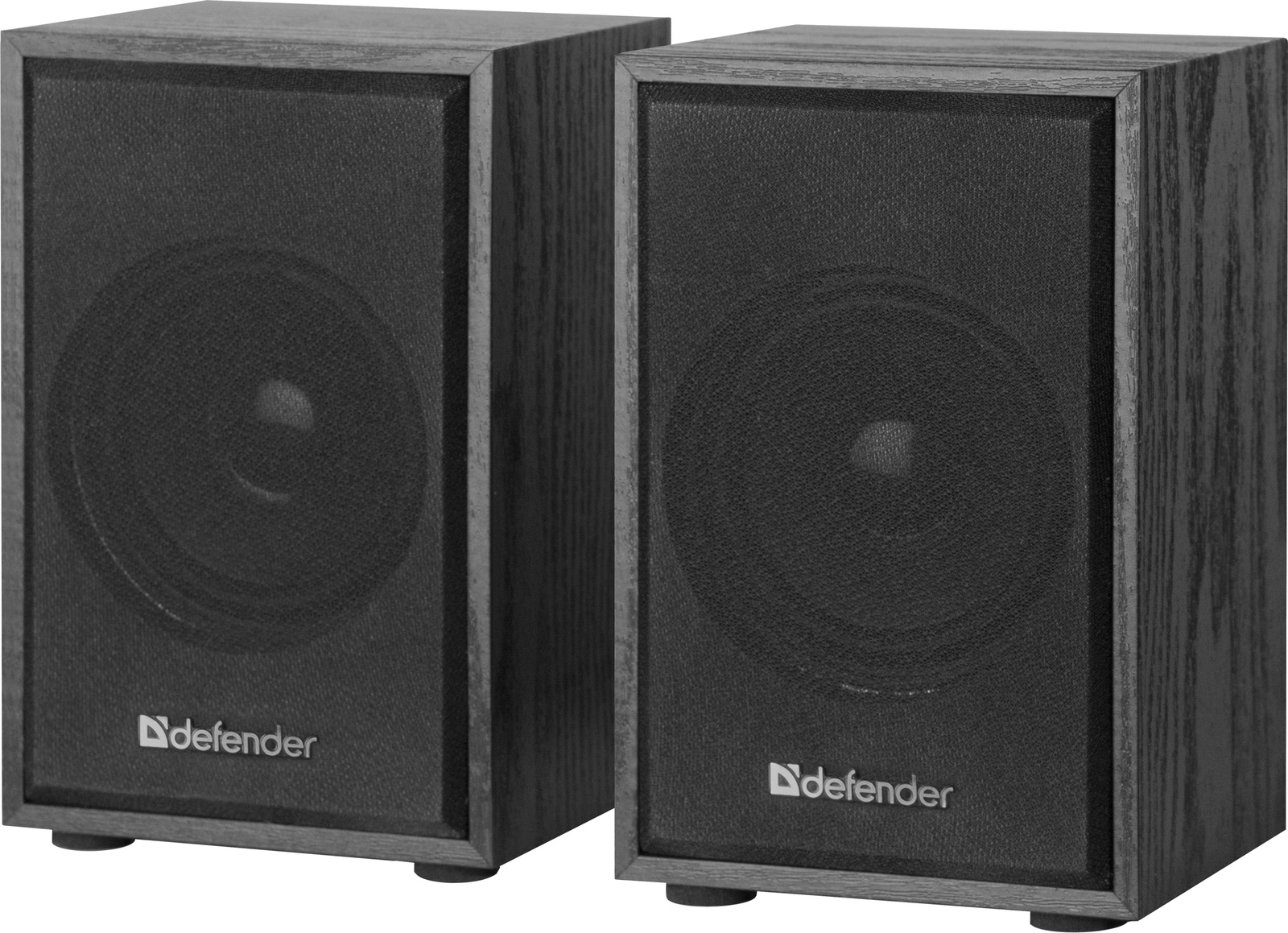Акустическая 2.0 система Defender SPK 250 8 Вт, 65225, черный цена и фото