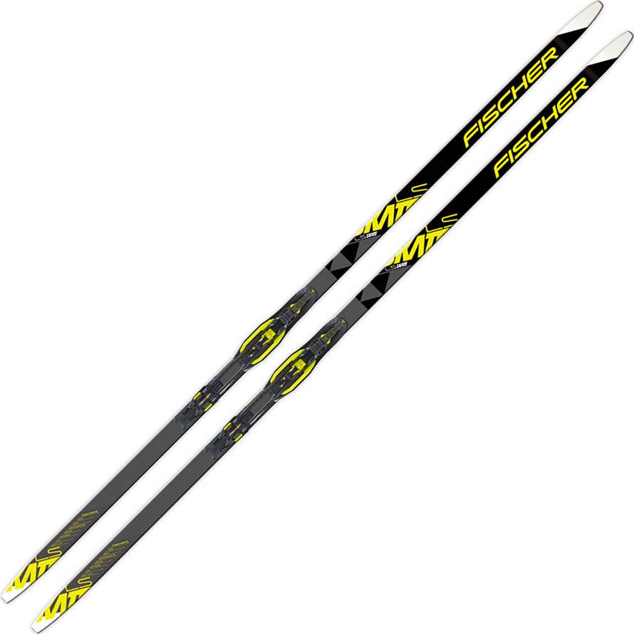 Лыжи беговые Fischer Ls Skate Ifp, рост 176 см