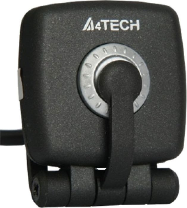 Камера Web A4 PK-836F черный USB2.0 с микрофоном для ноутбука web камера qumo wcq 107
