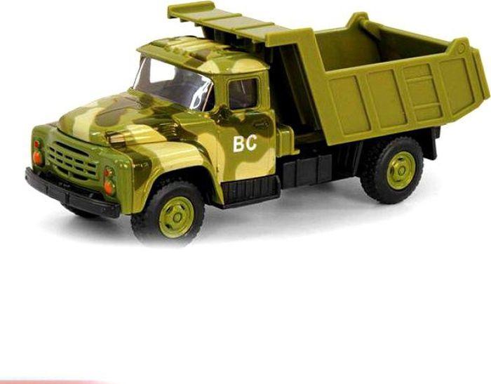 Машинка инерционная Play Smart ЗИЛ. ВС, Р41610 грузовик play smart трансформер fullfunk на р у 9200