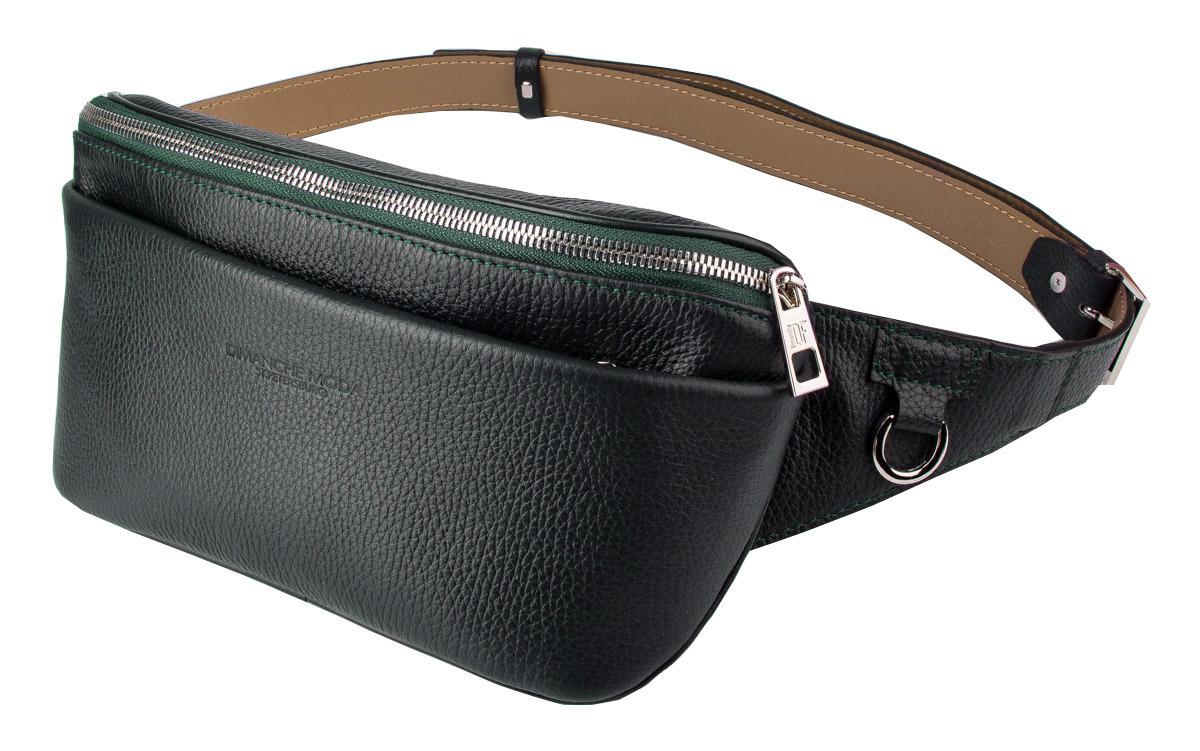 feger мужская сумка через плечо стоячий рюкзак спортивная сумка на поясе Сумка мужская Dimanche Maxi, 218/60, зеленый