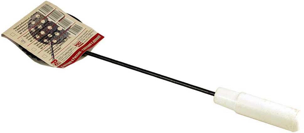 Черпак рыболовный зубчатый РОСТ , 61958, бежевый, серый