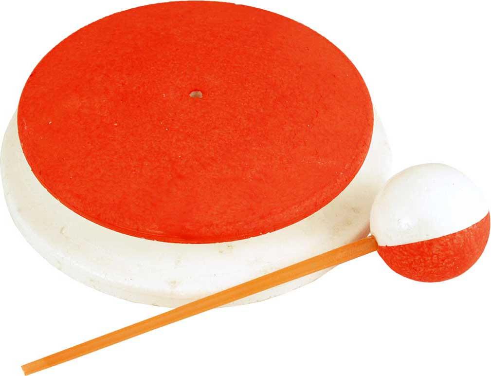 Кружок рыболовный К-180, 8465, белый, красный, зеленый