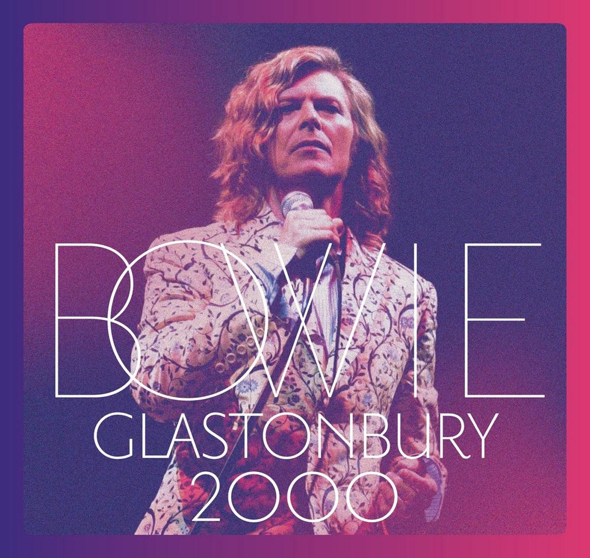 Дэвид Боуи David Bowie. Glastonbury (2 CD) david bowie blackstar cd