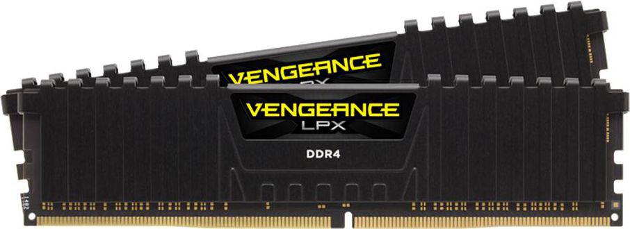 Модуль оперативной памяти Corsair DDR4 2x4Gb 2666MHz, CMK8GX4M2A2666C16 интегральная микросхема atmega328p atmega328p atmega328 dip 28 atmega328p pu
