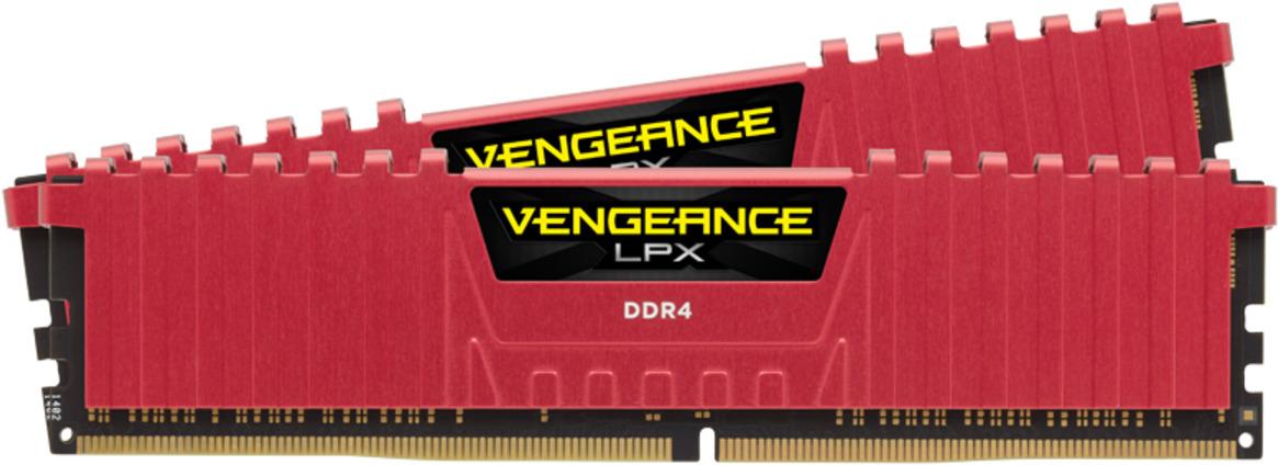 Модуль оперативной памяти Corsair DDR4 2x16Gb 2400MHz, CMK32GX4M2A2400C14R