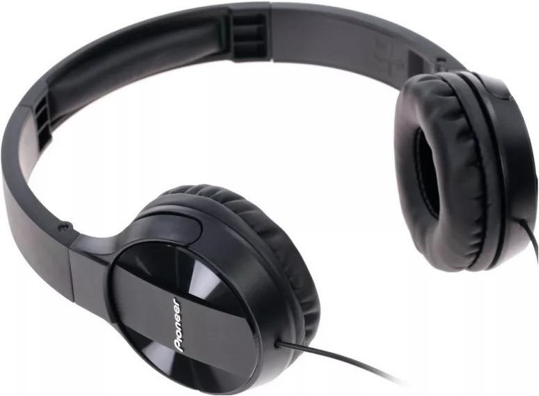 Наушники Pioneer, SE-MJ503-K, черный цена