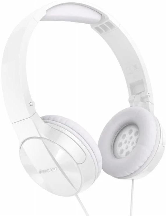 Наушники Pioneer, SE-MJ503T-W, белый цена