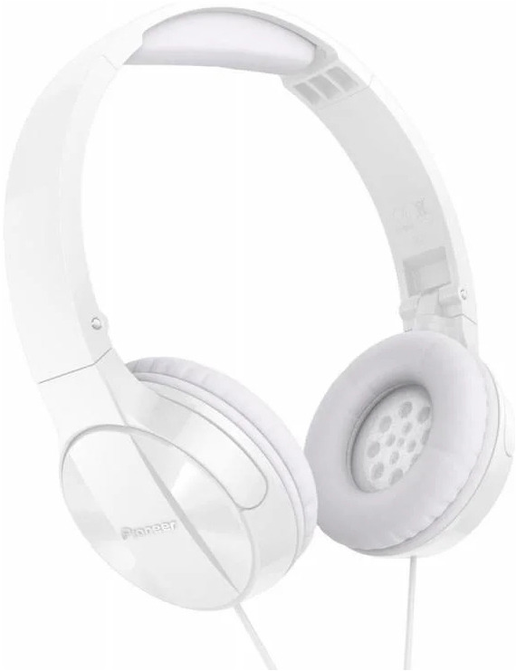 Наушники Pioneer, SE-MJ503T-W, белый pioneer se cn25 x1