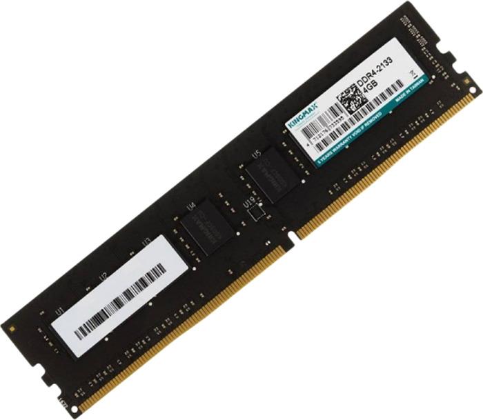 Модуль оперативной памяти Kingmax DDR4 4Gb 2133MHz, KM-LD4-2133-4GS