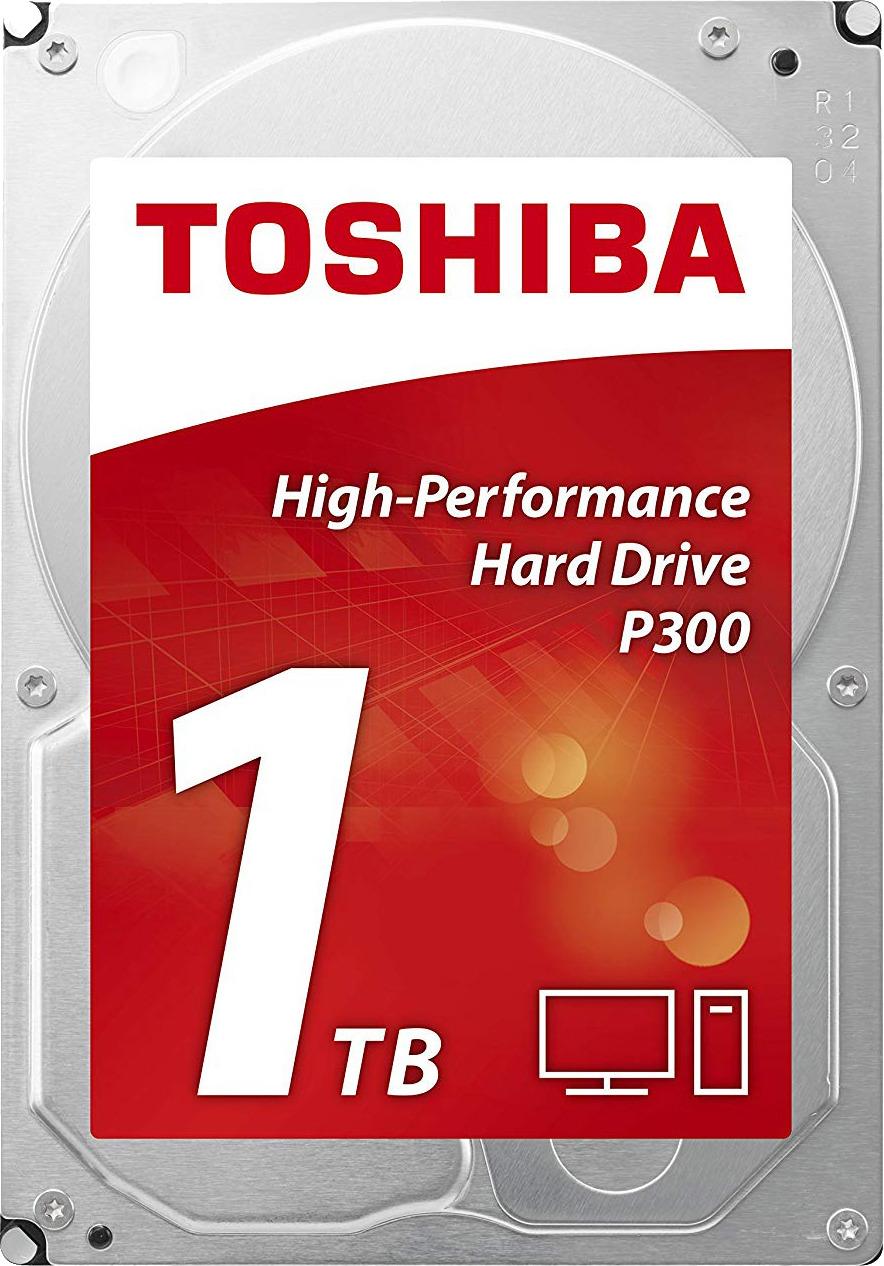 Жесткий диск Toshiba 1TB, HDWD110EZSTA цена