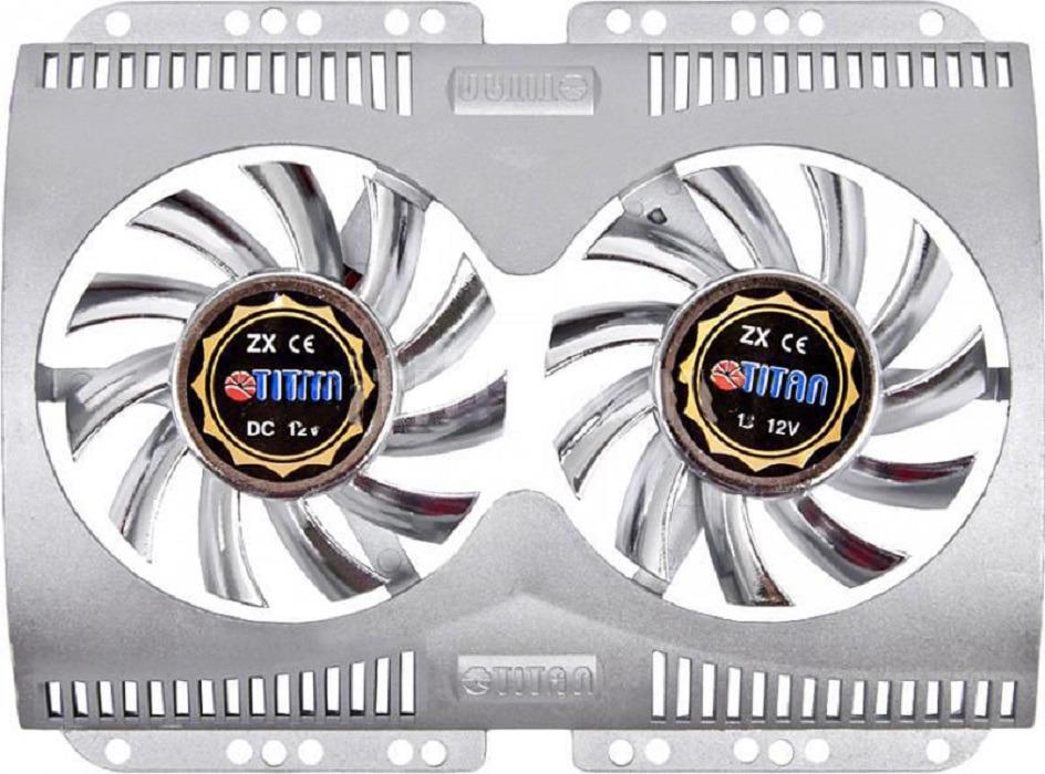 Система охлаждения для игрового ПК Titan, TTC-HD22TZ titan ttc g25t w2