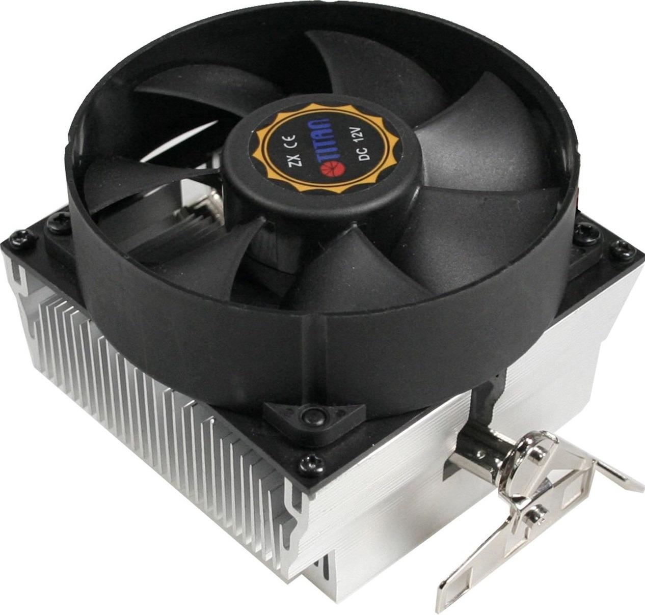 Кулер компьютерный Titan, DC-K8M925B/R цена