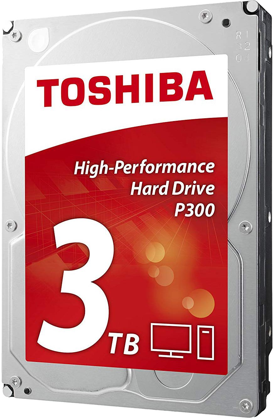 Жесткий диск Toshiba 3TB, HDWD130EZSTA все цены