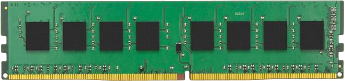 Модуль оперативной памяти Kingston DDR4 16Gb 2400MHz, KVR24N17D8/16 модуль оперативной памяти crucial single rank ddr4 8gb 2400мгц