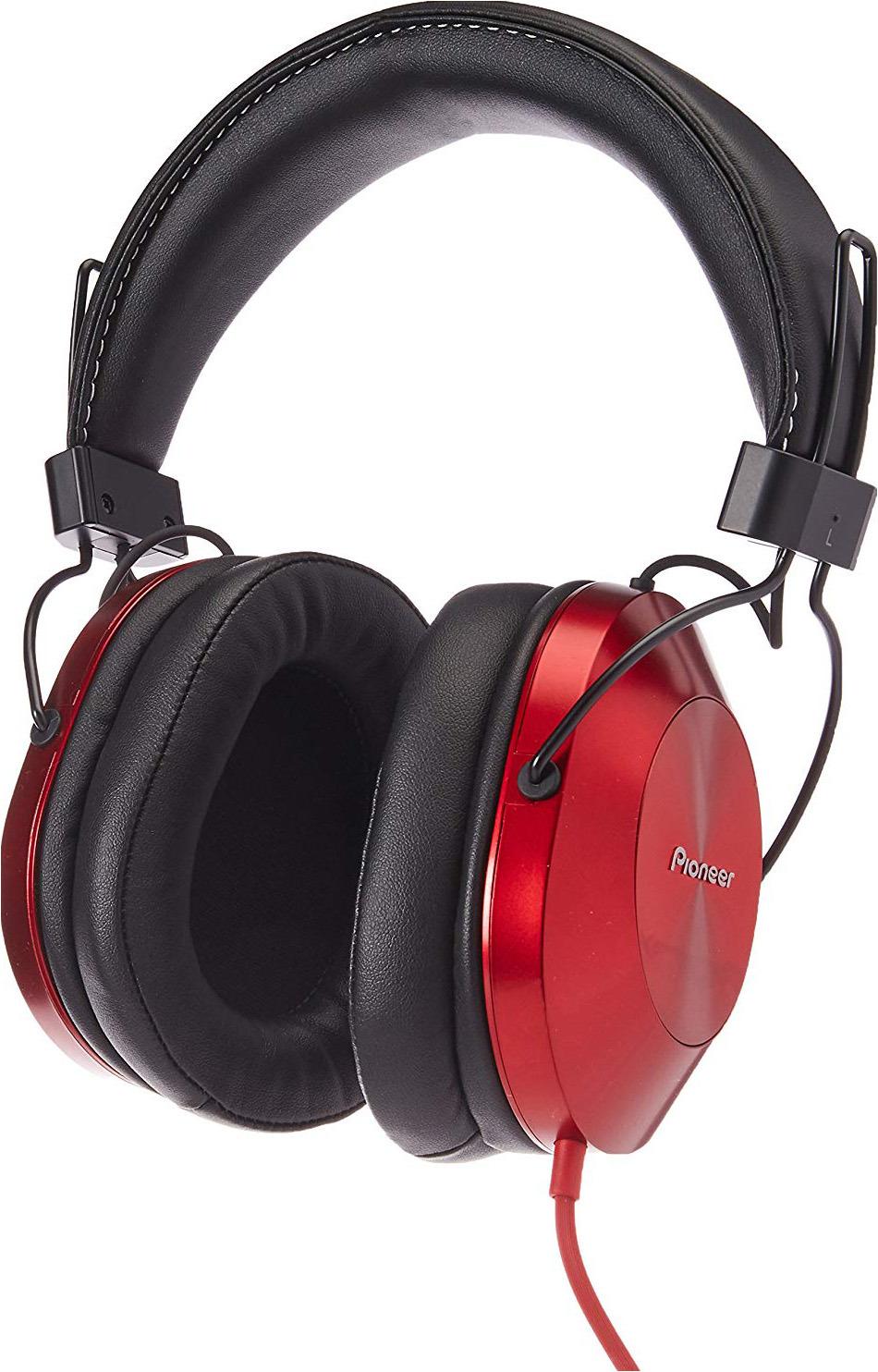 Гарнитура Pioneer, SE-MS5T-R, красный устройство для записи телефонных звонков photofast call recorder