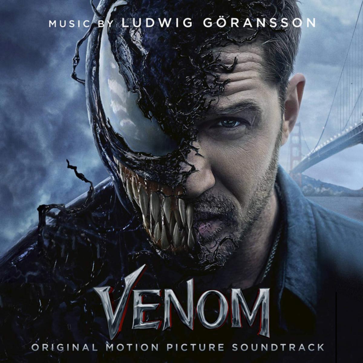 Людвиг Горанссон Ludwig Goransson. Venom (LP) venom venom welcome to hell 2 lp 180 gr