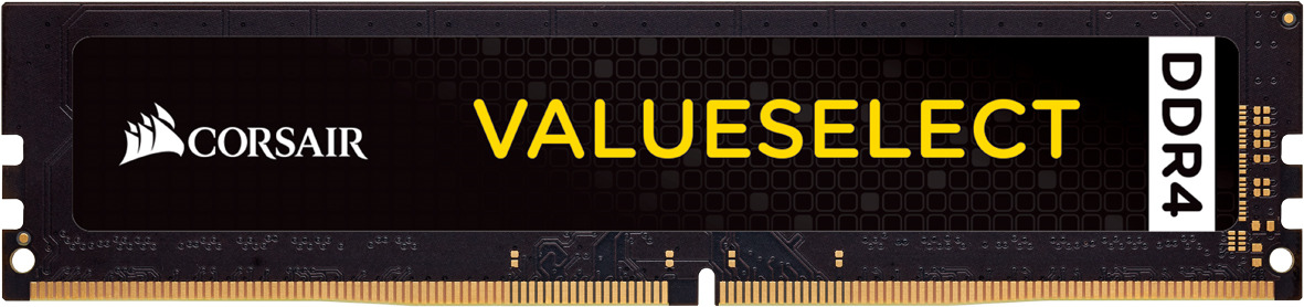 Модуль оперативной памяти Corsair DDR4 8Gb 2400MHz, CMV8GX4M1A2400C16