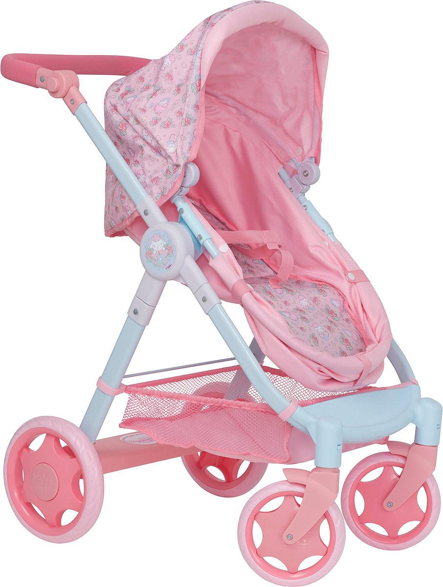 Коляска для кукол Zapf Creation Baby Annabell, многофункциональная кресло – коляска amrus для инвалидов amrw18p el p