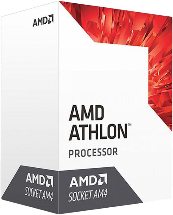 Процессор AMD Athlon X4 950, AD950XAGABBOX цена 2017