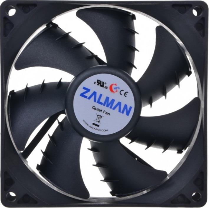 Вентилятор компьютерный Zalman ZM-F2 Plus (SF), ZM-F2 PLUS (SF) все цены