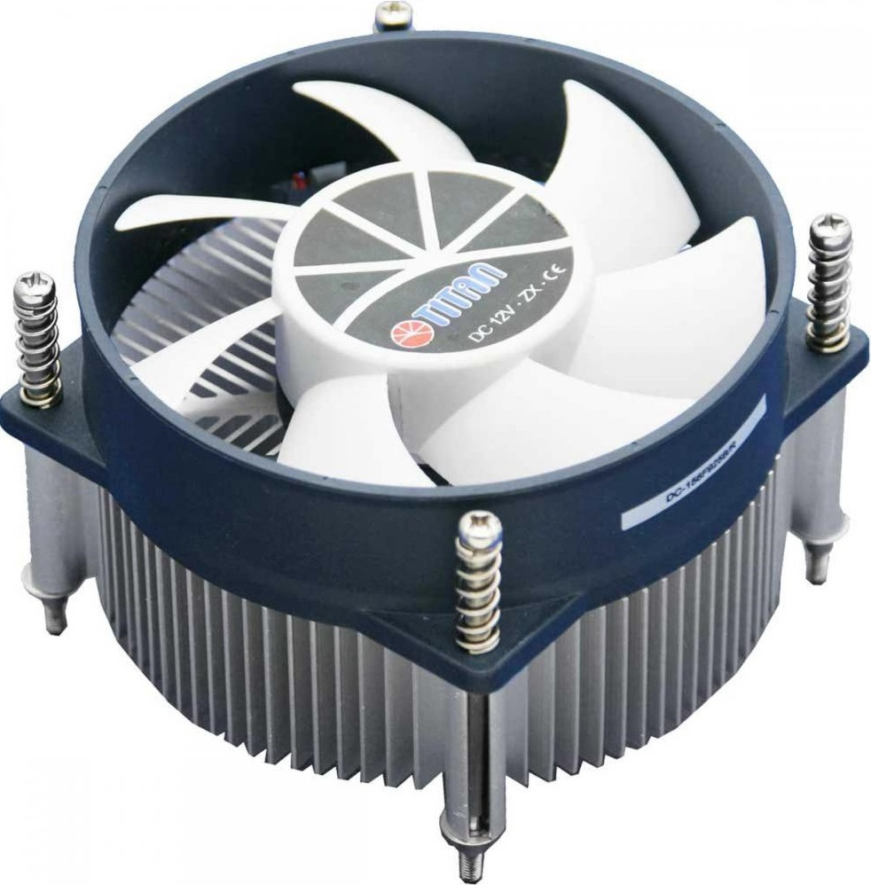 Кулер компьютерный Titan, TTC-NA32TZ/R