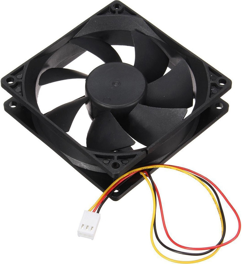 Вентилятор компьютерный Titan, DCF-8025L12S