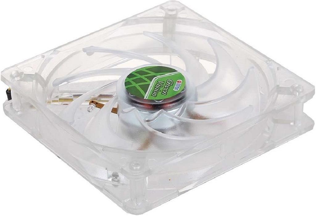 Вентилятор компьютерный Titan, TFD-12025GT12Z удлинитель molex 4 pin