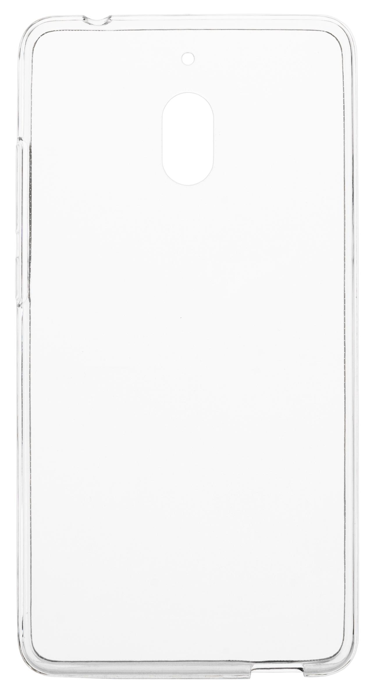 Накладка skinBOX для Nokia 2.1, прозрачный