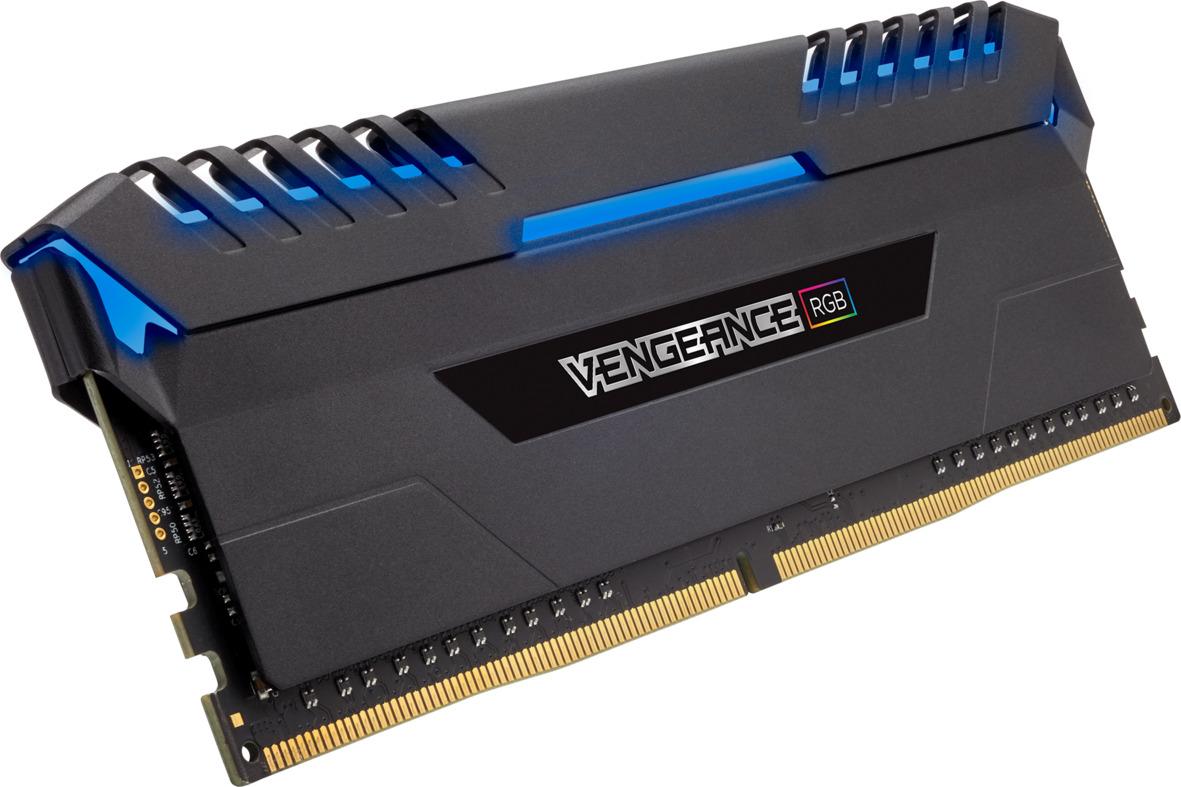 Модуль оперативной памяти Corsair DDR4 2x16Gb 3000MHz, CMR32GX4M2C3000C15 модуль памяти dimm 32gb 2х16gb ddr4 pc24000 3000mhz corsair vengeance black heat spreader custom performance pcb rgb led xmp 2 0 cmr32gx4m2d3000c16
