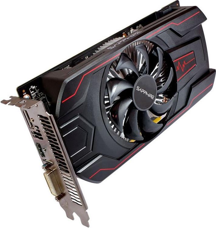 Видеокарта Sapphire Pulse Radeon RX 560 2GB, 11267-19-20G цена и фото