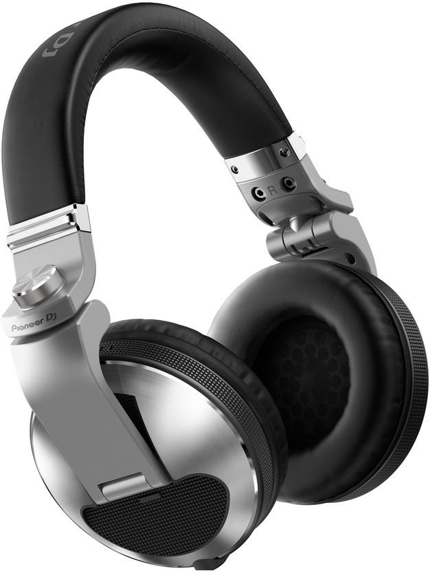 Наушники Pioneer, HDJ-X10-S, серебристый, черный цены