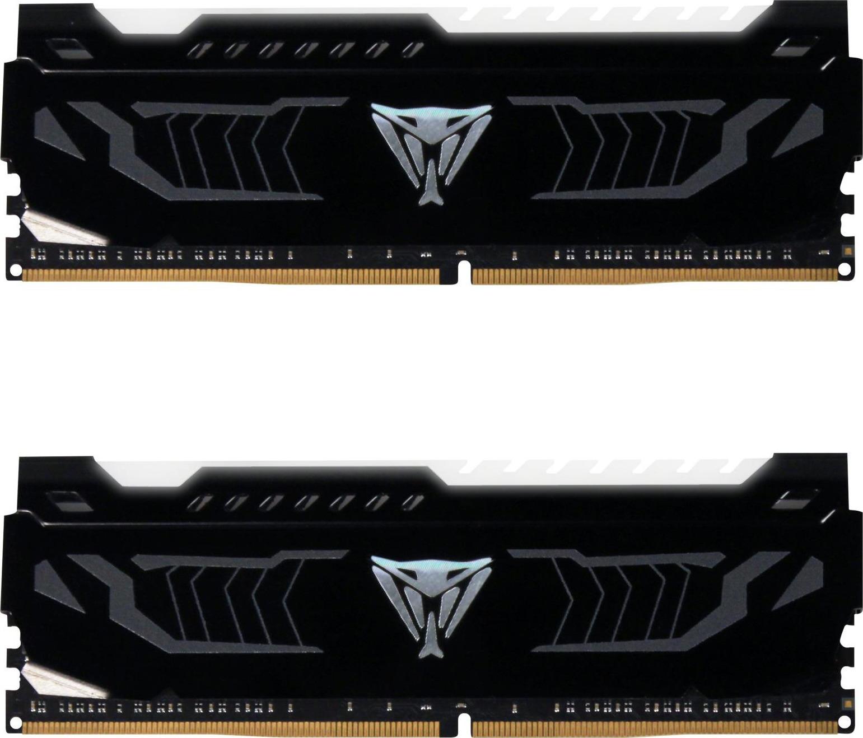 Модуль оперативной памяти Patriot DDR4 2x8Gb 2400MHz, PVLW416G240C4K модуль оперативной памяти crucial single rank ddr4 8gb 2400мгц