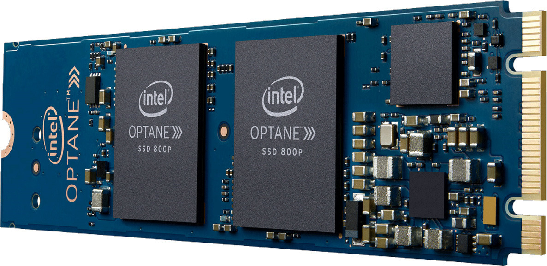 SSD накопитель Intel Original Optane 800P 60GB, SSDPEK1W060GA01 960258 твердотельный накопитель ssd intel ssd dc p3520 450gb ssdpe2mx450g701 u 2 2 5 r1200 w600