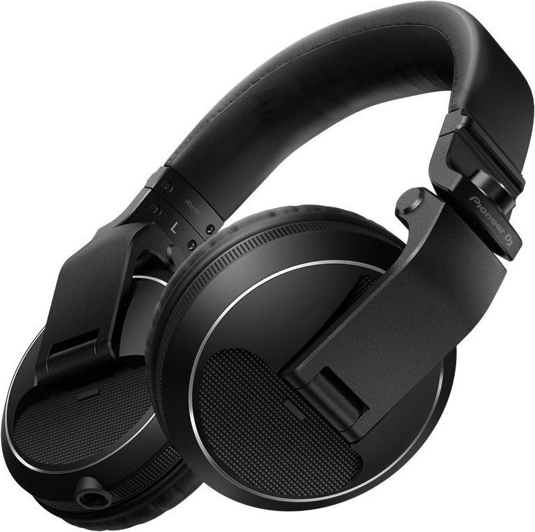 Наушники мониторные Pioneer, HDJ-X5-K, черный все цены